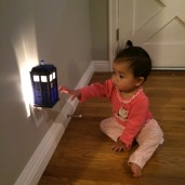 $17 Doctor Who nightlight - in the budget.