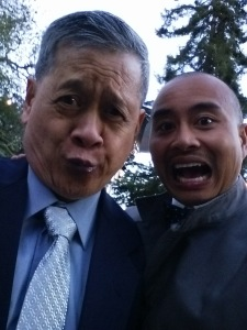 i get my silliness from this guy.